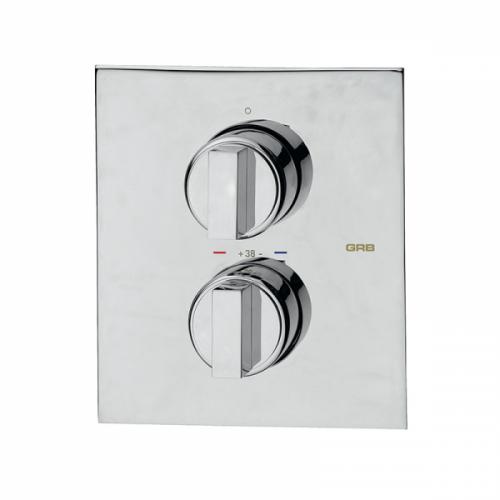 Unterputz Thermostatarmatur Kala mit Umstellventil