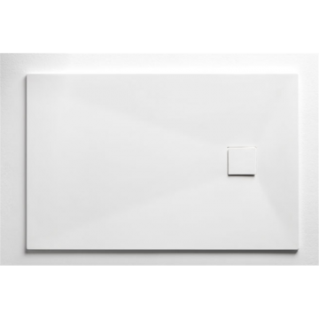 Solid Surface Duschwanne Dilos 90x120cm