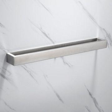 Handdoekhouder Cubic 40cm roestvrijstaal