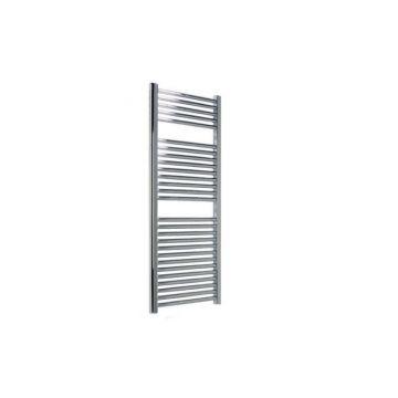 Design radiator Hierro 150 x 50 cm chroom