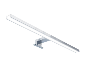 Led lamp Silvia 60cm chroom voor spiegel of spiegelkast