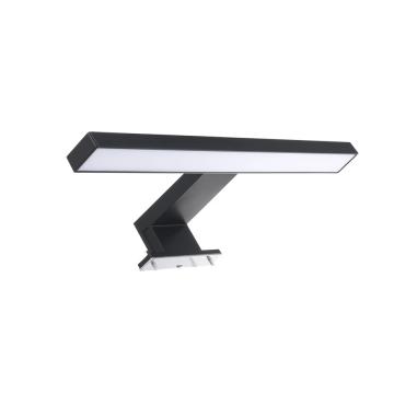 LED-Lampe Silvia 30cm Schwarz für Spiegel oder Spiegelschrank