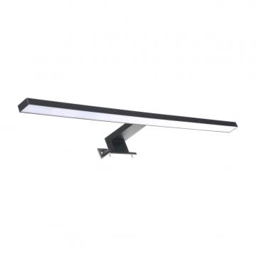 Led lamp Silvia 60cm zwart voor spiegel of spiegelkast