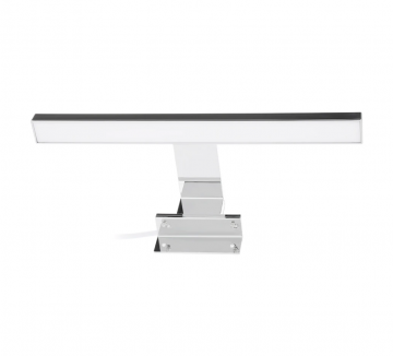 LED lamp spiegelverlichting Line chroom